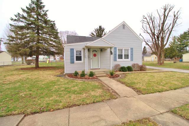 105 W North C Street, Gas City, IN 46933 (MLS #202009793) :: The Carole King Team