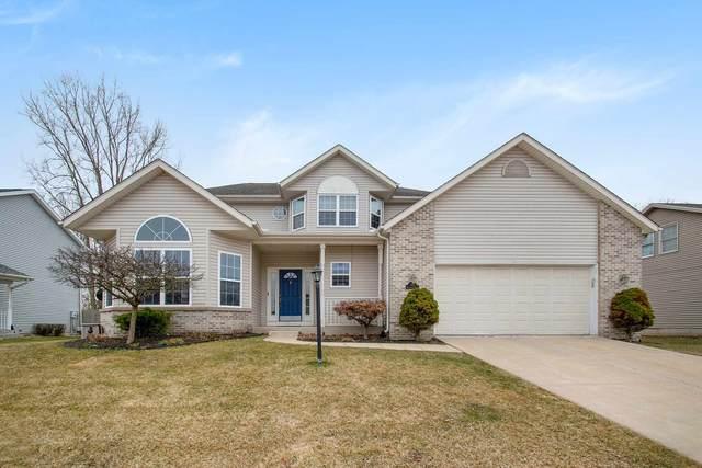 1723 Bennington Drive, Mishawaka, IN 46544 (MLS #202009803) :: The ORR Home Selling Team