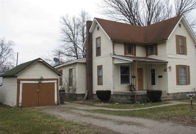 456 E Walnut Street, Nappanee, IN 46550 (MLS #202009816) :: The Natasha Hernandez Team