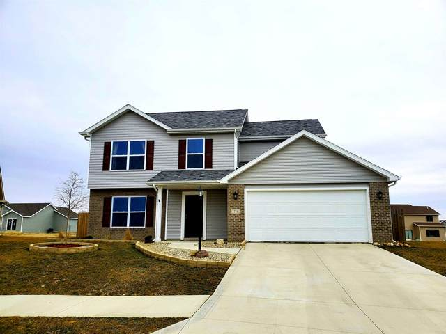 711 Bailey Court, Angola, IN 46703 (MLS #202009835) :: Anthony REALTORS