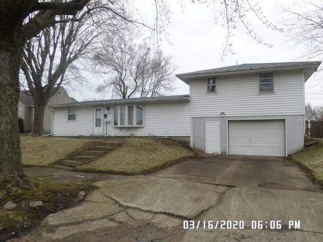627 W Broadway Street, Alexandria, IN 46001 (MLS #202009850) :: The ORR Home Selling Team