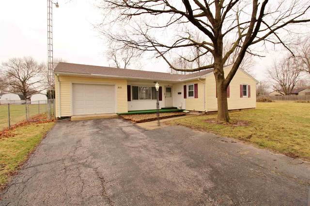 812 E 27th Street, Marion, IN 46953 (MLS #202009872) :: The Carole King Team