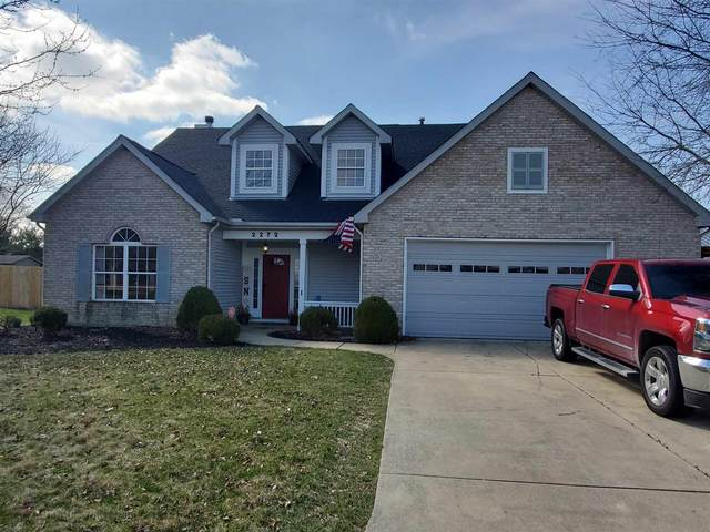2272 E Flowering Crab Drive, Lafayette, IN 47905 (MLS #202010058) :: The Carole King Team