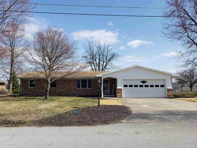 105 N Homer Lane, Wolcott, IN 47995 (MLS #202010062) :: The Romanski Group - Keller Williams Realty