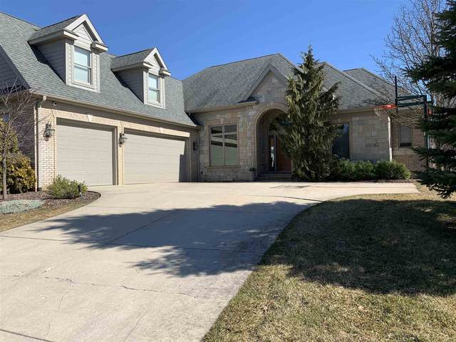 51021 Bellcrest Circle, Granger, IN 46530 (MLS #202010189) :: The ORR Home Selling Team