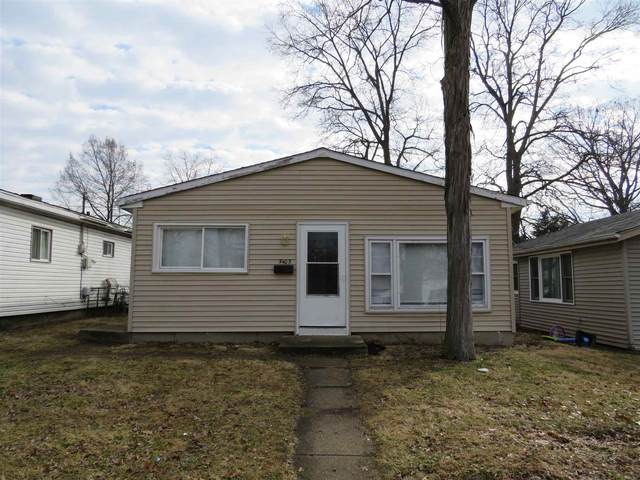 5405 Webster Street, Fort Wayne, IN 46807 (MLS #202010389) :: TEAM Tamara