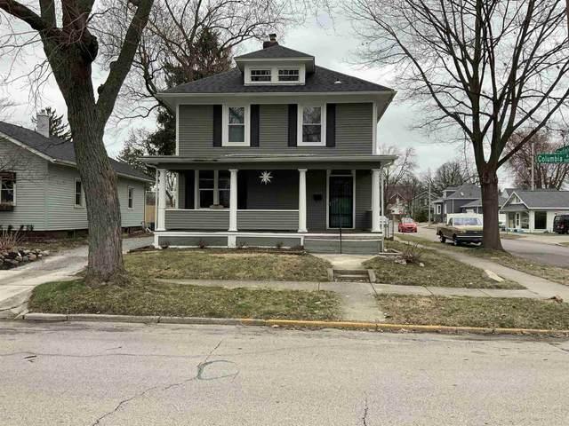 1631 Columbia Avenue, Fort Wayne, IN 46805 (MLS #202010408) :: Anthony REALTORS