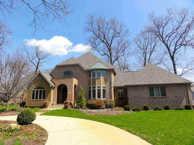 700 S Inverness, Yorktown, IN 47396 (MLS #202010466) :: The ORR Home Selling Team