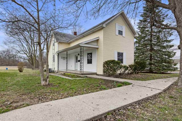 729 N West Street, Winchester, IN 47394 (MLS #202010498) :: The ORR Home Selling Team
