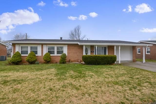 1501 Cranbrook Drive, Kokomo, IN 46902 (MLS #202010504) :: The Romanski Group - Keller Williams Realty