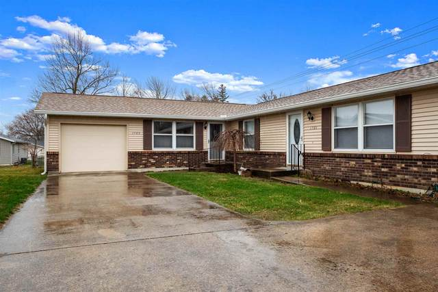 1503 Avon Place, Huntington, IN 46750 (MLS #202010559) :: The ORR Home Selling Team