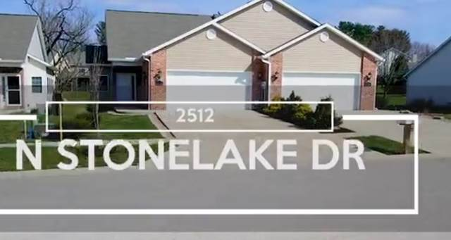 2512 N Stonelake Drive #24, Bloomington, IN 47404 (MLS #202010649) :: Anthony REALTORS