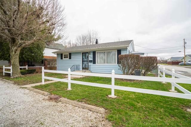 619 E 27TH Street, Marion, IN 46953 (MLS #202010749) :: The Romanski Group - Keller Williams Realty