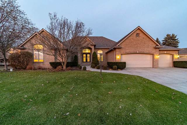 16095 Waterside Drive, Granger, IN 46530 (MLS #202010807) :: The ORR Home Selling Team
