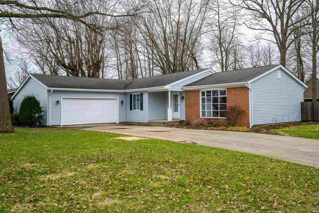 1801 W Red Oak Drive, Marion, IN 46952 (MLS #202010839) :: The Carole King Team