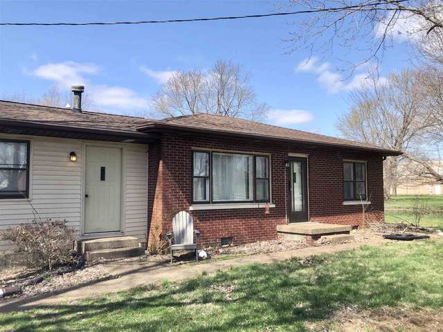 3233 E State Route 62 Route, Boonville, IN 47601 (MLS #202010885) :: The Dauby Team