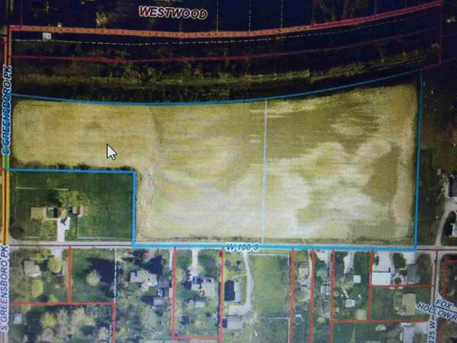 0 W County Road 100 South, New Castle, IN 47362 (MLS #202010923) :: The ORR Home Selling Team