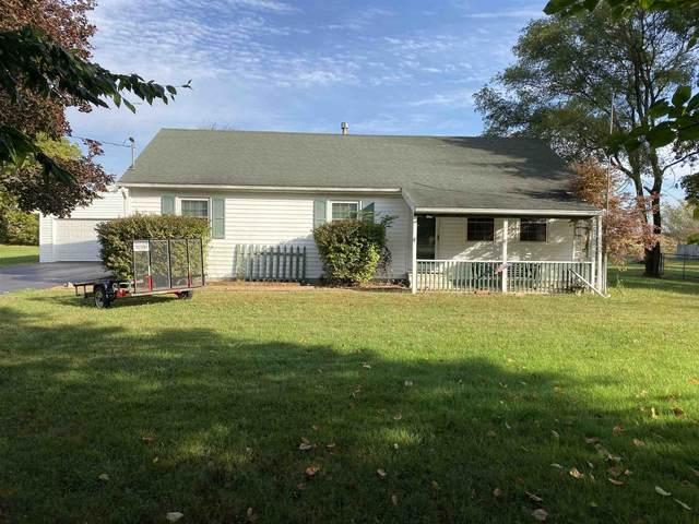10604 E Jackson Street, Selma, IN 47383 (MLS #202010943) :: The ORR Home Selling Team