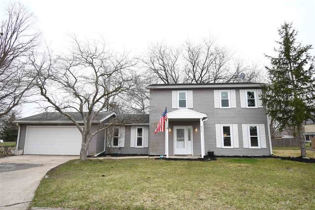 9515 Creek Bed Place, Fort Wayne, IN 46804 (MLS #202011032) :: Select Realty, LLC