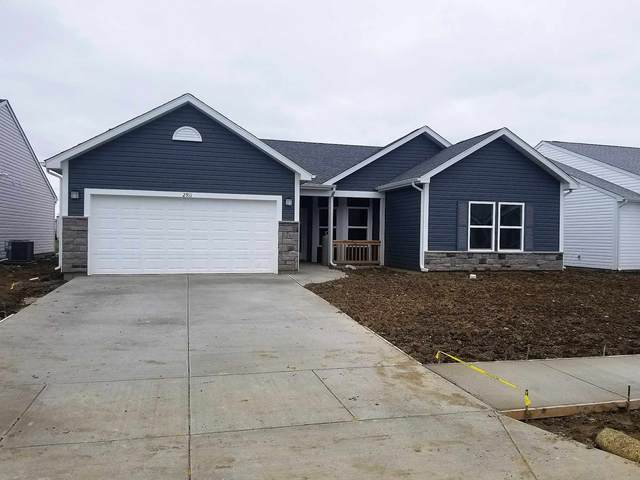 2911 Poinciana (Lot #261) Drive, West Lafayette, IN 47906 (MLS #202011063) :: The Romanski Group - Keller Williams Realty