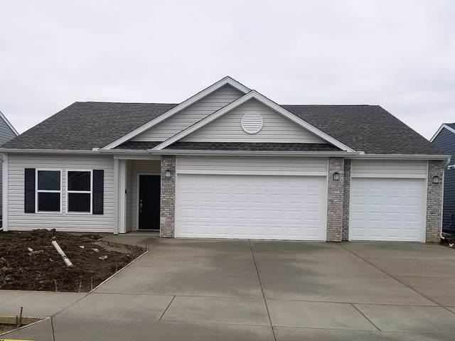 2921 Poinciana (Lot #262) Drive, West Lafayette, IN 47906 (MLS #202011069) :: The Romanski Group - Keller Williams Realty