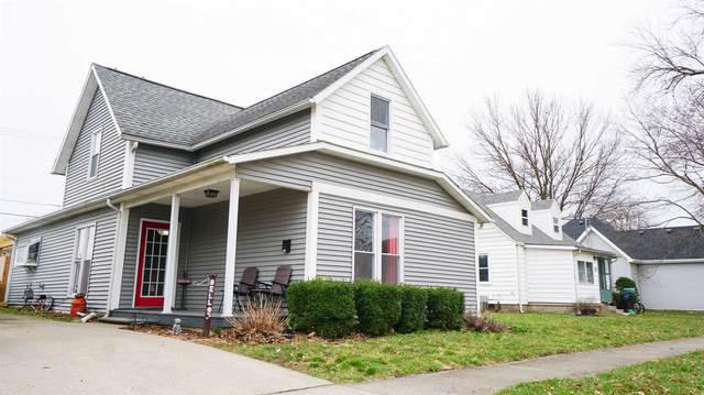 317 N Dewey Street, Monticello, IN 47960 (MLS #202011075) :: The Romanski Group - Keller Williams Realty