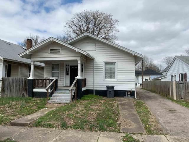1022 E Bellemeade Avenue, Evansville, IN 47714 (MLS #202011084) :: Anthony REALTORS