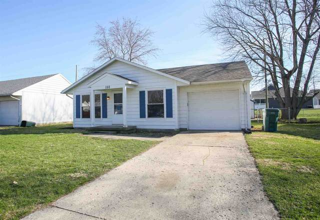 150 Vicksburg Lane, West Lafayette, IN 47906 (MLS #202011107) :: The Romanski Group - Keller Williams Realty