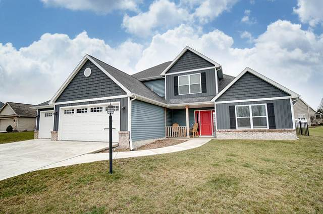 11219 Mallory Court, Roanoke, IN 46783 (MLS #202011110) :: Parker Team