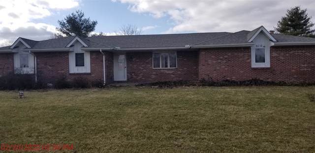 5109 S Park Road, Kokomo, IN 46902 (MLS #202011128) :: The Romanski Group - Keller Williams Realty