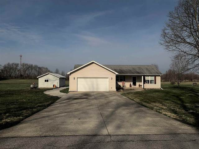 1206 S Glenway Drive, Crawfordsville, IN 47933 (MLS #202011159) :: The ORR Home Selling Team