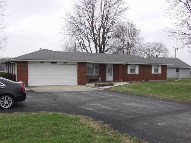 96 W Sr 128, Alexandria, IN 46001 (MLS #202011167) :: The ORR Home Selling Team