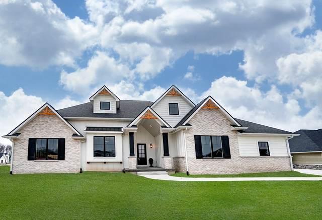 151 Jadis Court, Fort Wayne, IN 46845 (MLS #202011194) :: The ORR Home Selling Team