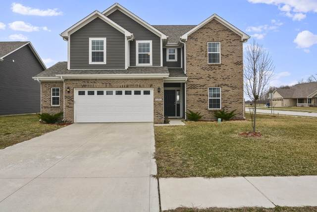 1201 Canterview Way, Kokomo, IN 46901 (MLS #202011211) :: The Romanski Group - Keller Williams Realty