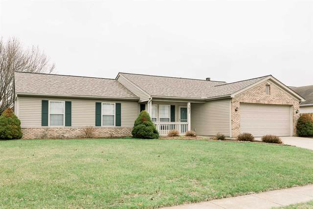 5057 Saddle Drive, Lafayette, IN 47905 (MLS #202011227) :: The Romanski Group - Keller Williams Realty