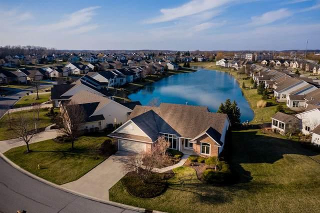 12102 Harvest Bay Drive, Fort Wayne, IN 46845 (MLS #202011230) :: The ORR Home Selling Team