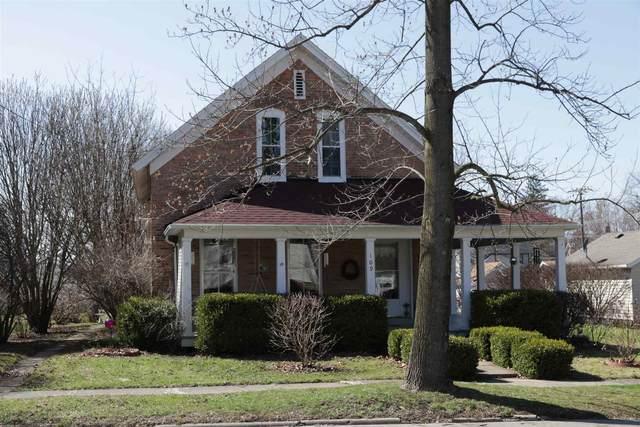 109 Albany Street, Selma, IN 47383 (MLS #202011234) :: The ORR Home Selling Team