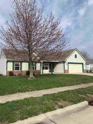 1050 Hornbeam Circle W, Lafayette, IN 47905 (MLS #202011240) :: Parker Team