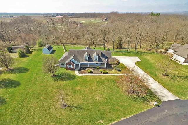 4963 Graymare Lane, Lafayette, IN 47905 (MLS #202011295) :: The Romanski Group - Keller Williams Realty
