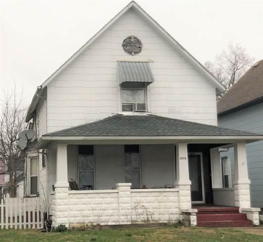 1014 Tippecanoe Street, Lafayette, IN 47960 (MLS #202011296) :: Parker Team