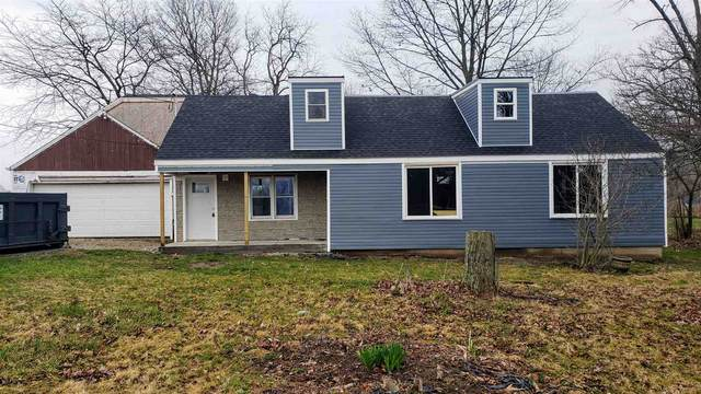 9960 N Sr 67 Road, Muncie, IN 47303 (MLS #202011299) :: The ORR Home Selling Team