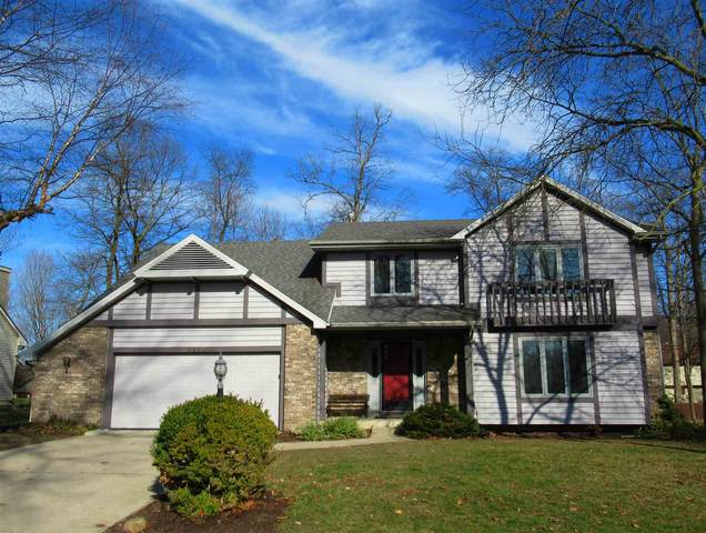 3333 Woodgate Trail, Fort Wayne, IN 46804 (MLS #202011364) :: Parker Team