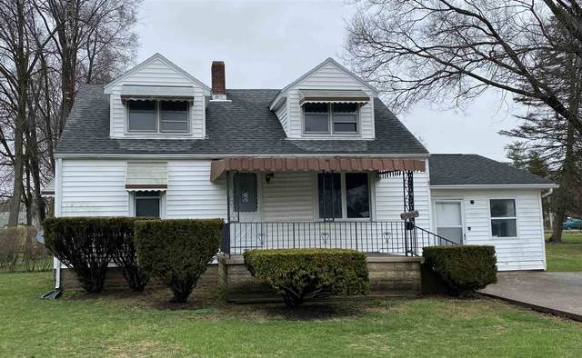1706 W 10TH Street, Marion, IN 46953 (MLS #202011397) :: The Carole King Team