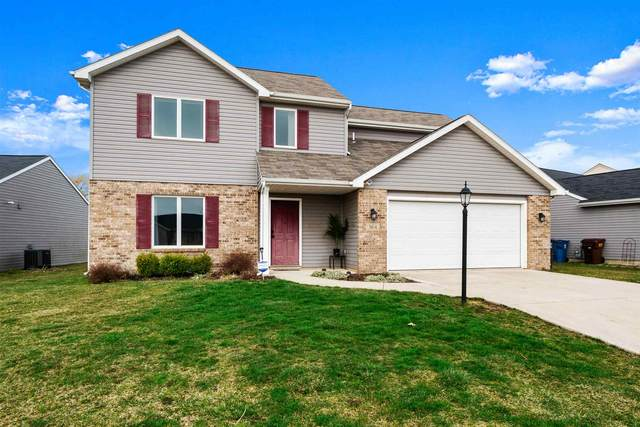 364 River Rock Pass, Fort Wayne, IN 46814 (MLS #202011411) :: Parker Team