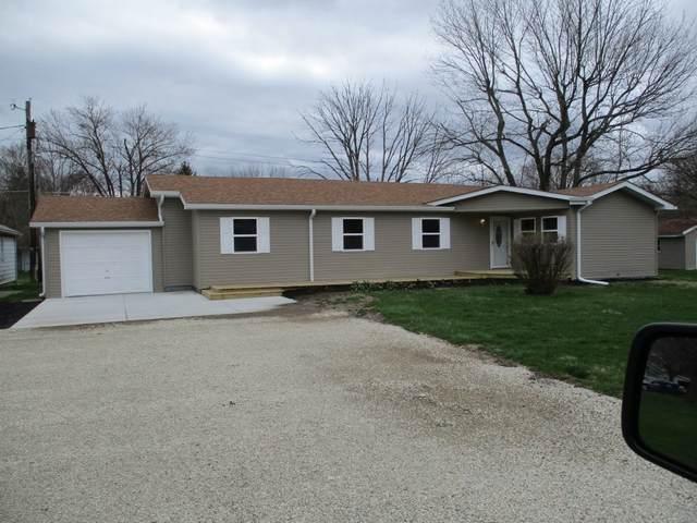 3128 S Broadway Street, Yorktown, IN 47396 (MLS #202011475) :: The ORR Home Selling Team