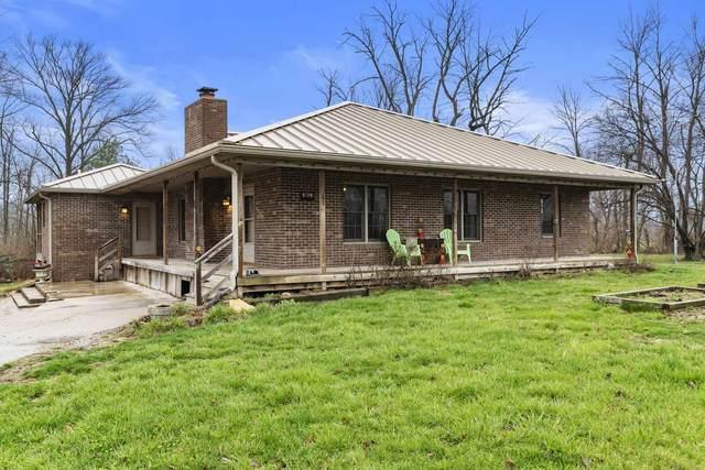 9613 N 400 E, Alexandria, IN 46001 (MLS #202011516) :: The ORR Home Selling Team