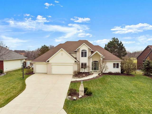 2522 Barry Knoll Way, Fort Wayne, IN 46845 (MLS #202011587) :: The ORR Home Selling Team