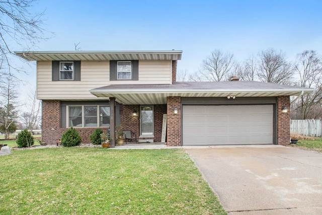 58146 Banyan Circle, Elkhart, IN 46516 (MLS #202011588) :: The ORR Home Selling Team