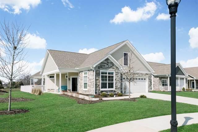 3842 Casmiro Drive, West Lafayette, IN 47906 (MLS #202011592) :: The Romanski Group - Keller Williams Realty