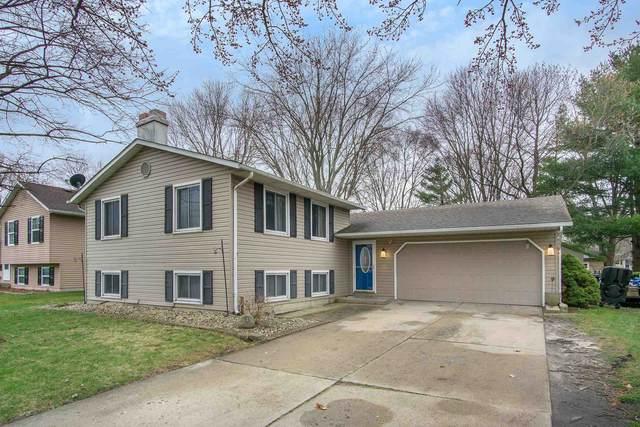 1521 Blanchard Drive, Mishawaka, IN 46544 (MLS #202011602) :: The ORR Home Selling Team